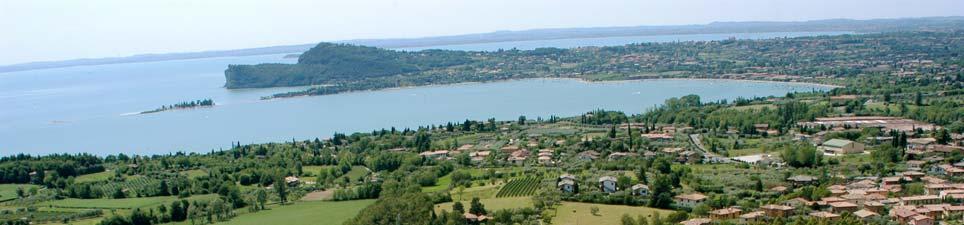 Salo' landscape